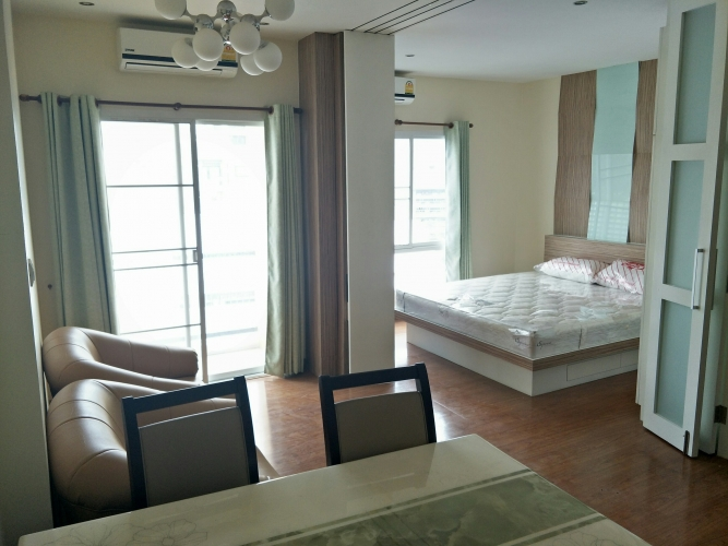 Promt Condo 1 BR close to Maya Chiangmai for rent and sell/ คอนโดแต่งดเช่า-ขาย (2)