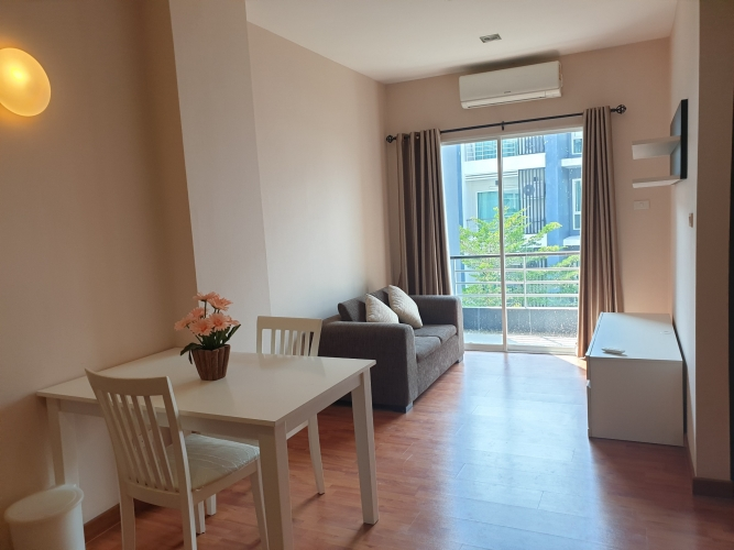 Fully Furnished 1 Bed Condo For Rent and Sell Near Chiangmai University